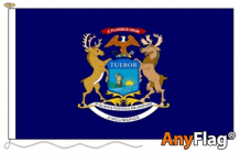 MICHIGAN  ANYFLAG RANGE - VARIOUS SIZES